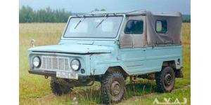 Страницы истории первой модели советского внедорожника