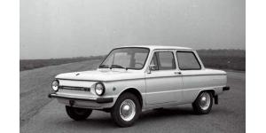 Описание автомобиля ЗАЗ 968 (Запорожец)